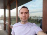Portrait selfies, 20MP - f/2.2, ISO 100, 1/213s - Poco X3 Pro review