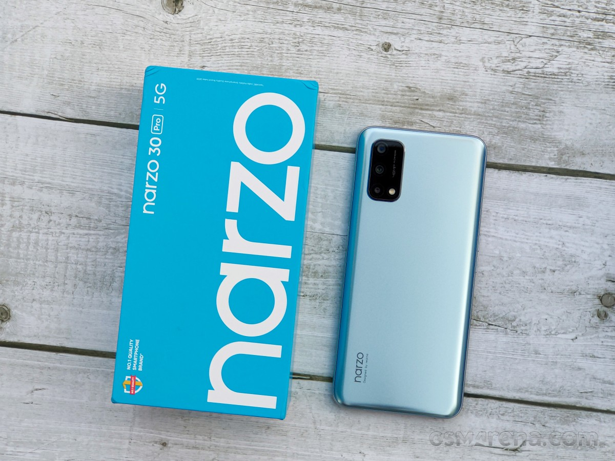 Realme Narzo 30 Pro 5G hands-on review