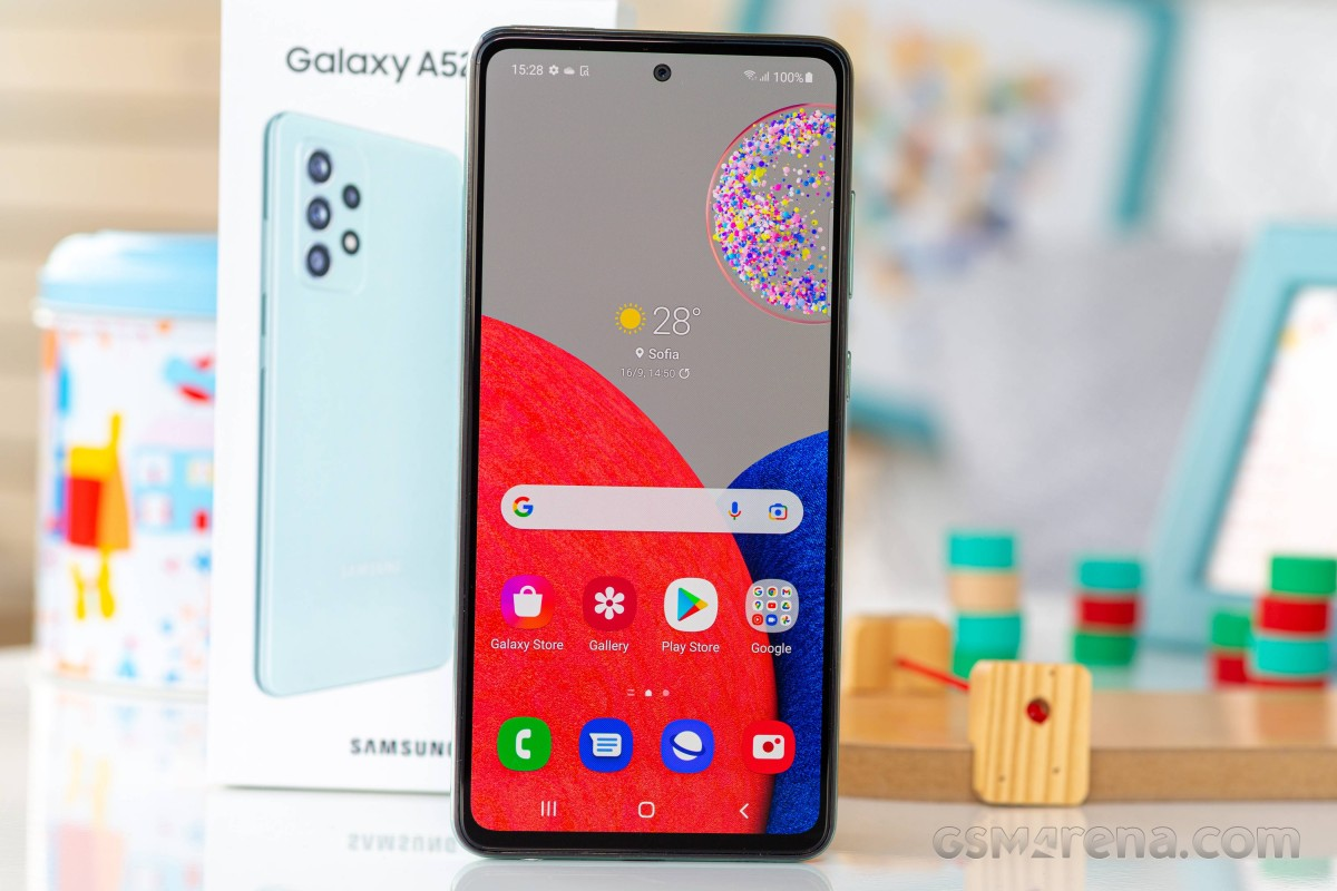 Samsung Galaxy A52s 5G review