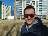 Selfies, 40MP - f/2.2, ISO 50, 1/1604s - Samsung Galaxy S21 Ultra review