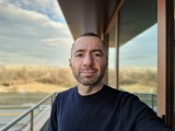 Selfie portraits, 10MP - f/2.2, ISO 50, 1/143s - Samsung Galaxy S21 Ultra review