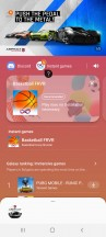 Game Launcher - Samsung Galaxy S21 Ultra review