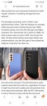 Internet - Samsung Galaxy S21 Ultra review