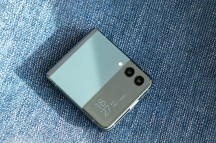 Samsung Galaxy Z Flip3 5G in Green - Samsung Galaxy Z Flip3 5G review