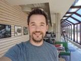 Selfie samples, Portrait mode - f/2.0,  - Sony Xperia 1 III review