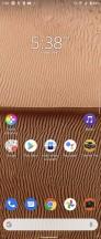 Homescreen - Sony Xperia 1 III review