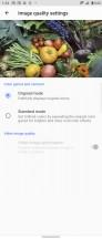 Display settings - Sony Xperia 10 III review