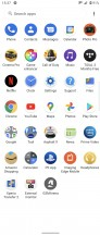 App drawer - Sony Xperia 5 III review