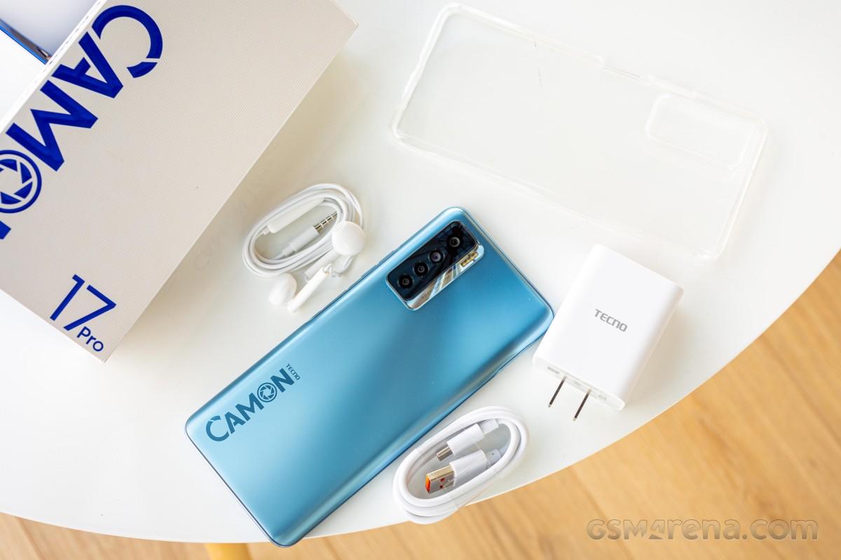 Tecno Camon 17 Pro review