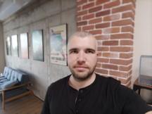 Main camera seflies: Portrait - f/2.2, ISO 231, 1/33s - Tecno Phantom X review