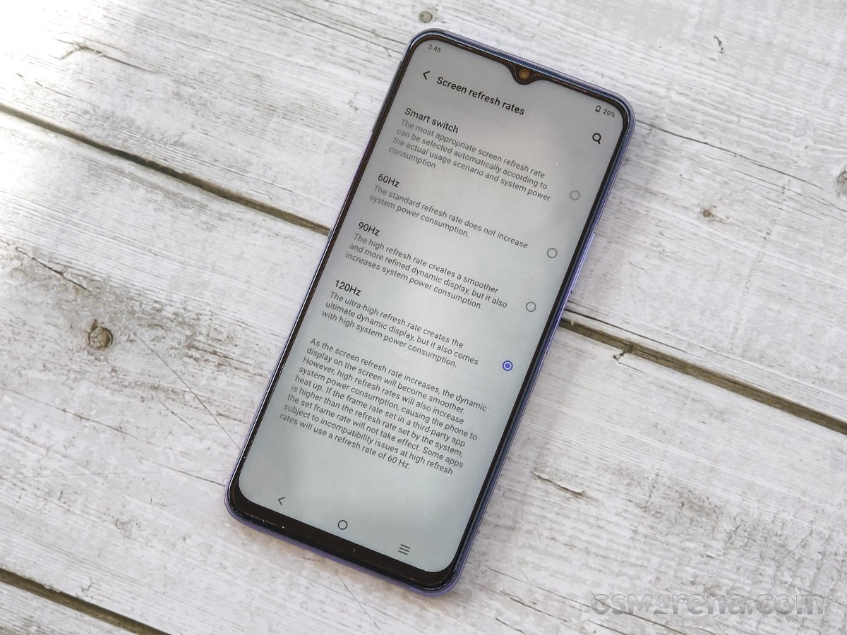 vivo iQOO Z3 5G hands-on review
