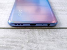 - vivo iQOO Z3 5G hands-on review