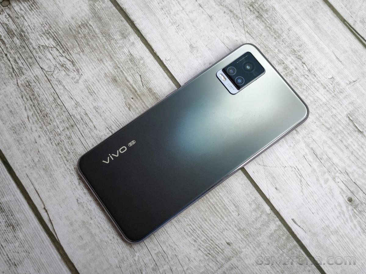 vivo V20 Pro 5G hands-on review