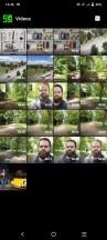 vivo V21 5G: 90Hz mode in Gallery and YouTube - vivo V21 5G review