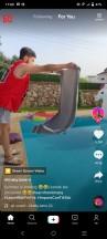 vivo V21 5G: 90Hz mode in Facebook, Instagram and TikTok apps - vivo V21 5G review