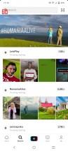 vivo V21 5G: Smart switch mode in TikTok, Gallery app, YouTube, Chrome, vivo browser - vivo V21 5G review