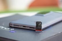 Dual nano SIM tray - vivo X60 Pro+ review