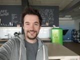Selfie samples - f/2.5, ISO 113, 1/50s - vivo X60 Pro review