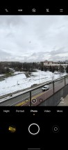 Camera UI - vivo X60 Pro review