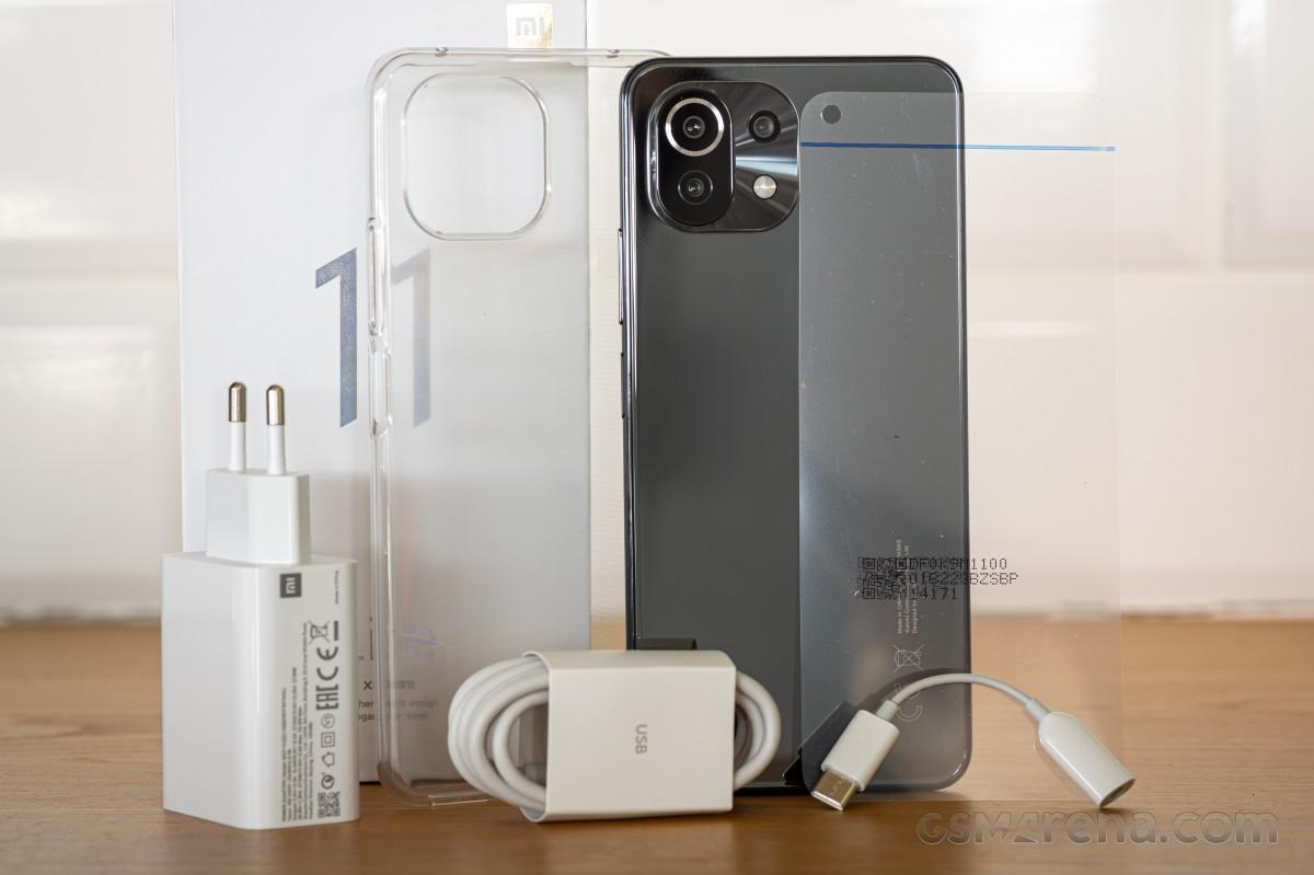 Đánh giá Xiaomi Mi 11 Lite 5g