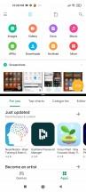 Split screen - Xiaomi Mi 11 Lite 5g review