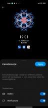 Always-on display - Xiaomi Mi 11 review