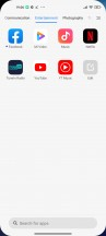 App drawer - Xiaomi Mi 11 review