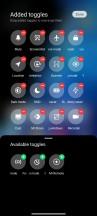 Control Center - Xiaomi Mi 11 review