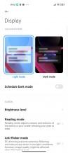Dark Mode - Xiaomi Mi 11 review