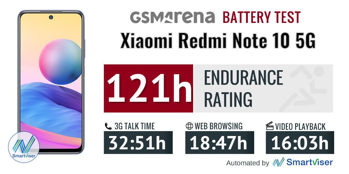 Xiaomi Redmi Note 10 5G review