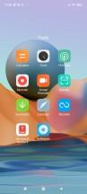 Homescreens - Xiaomi Redmi Note 10 Pro review