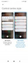 Options - Xiaomi Redmi Note 10 Pro review