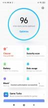 Security - Xiaomi Redmi Note 10 Pro review