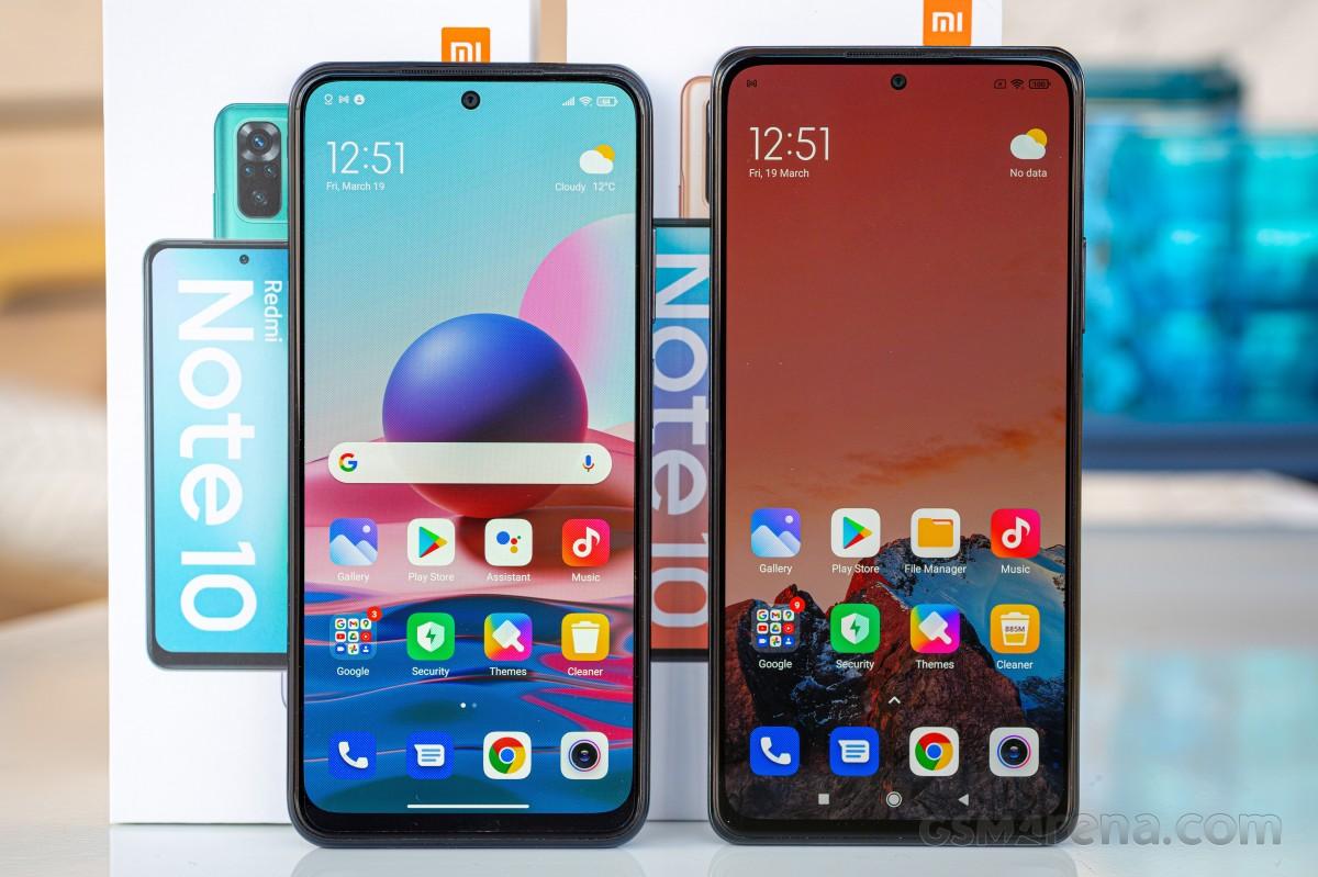 Огляд Xiaomi Redmi Note 10