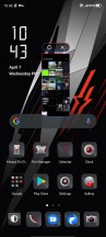 Small window - ZTE nubia Red Magic 6 review
