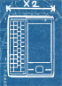 Sony Ericsson XPERIA X2 blueprints found on the Internet