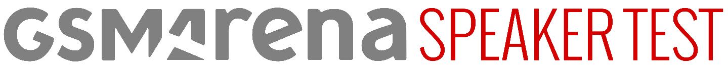GSMArena speaker test