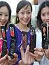 Samsung announces five slim phones