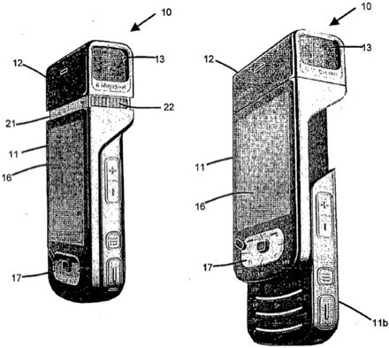 Nokia patent application picture