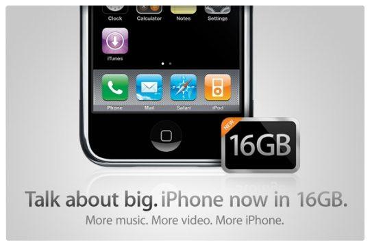 Apple iPhone 16GB model