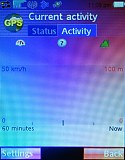 Sony Ericsson P5 screenshot