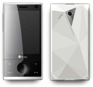 HTC Touch Diamond Snow White