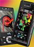 Sony Ericsson teases with 12 MP Idou, Hikaru turns into W995