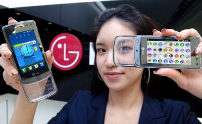 LG GD900