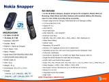 Nokia Snapper