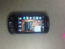 Unnamed Samsung full touchscreen phone