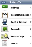 TomTom for iPhone 3GS