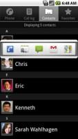 Android v2.0 screenshot