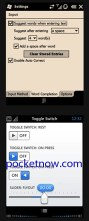 Windows Mobile 7 mockup