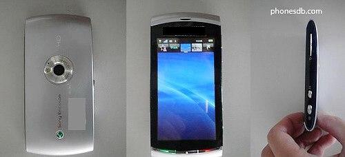 Sony Ericsson Kurara